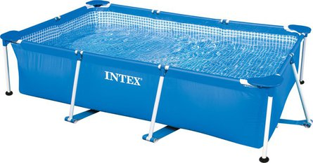 Intex Family Frame Pool 260×160 zwembad