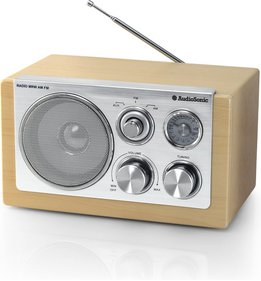 AudioSonic RD-1540 retro-radio