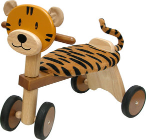 I'm Toy Tiger Laufrad