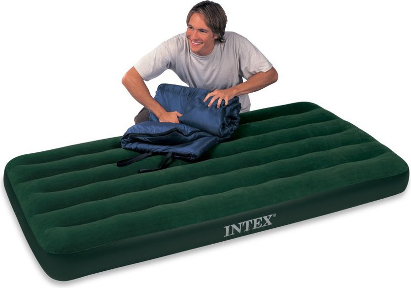 Intex Prestige Downy Bed Twin Luftbett