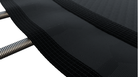 Avyna Air X-TREAM 305cm 72 hks springmat voor trampoline set 10