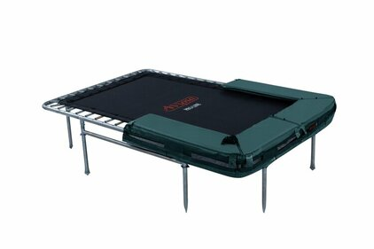 Avyna PRO-LINE 305x225 cm InGround trampolinerand set 223