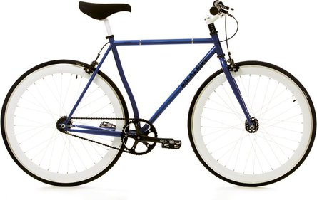 Polo and Bike Columbia Fixed Gear Bike