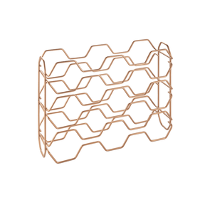 Metaltex Hexagon wijnrek