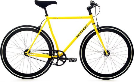 Polo and Bike Discovery Fixed Gear Bike