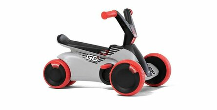 BERG GO² SparX Red loopfiets