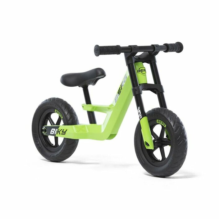 BERG Biky Mini Green loopfiets