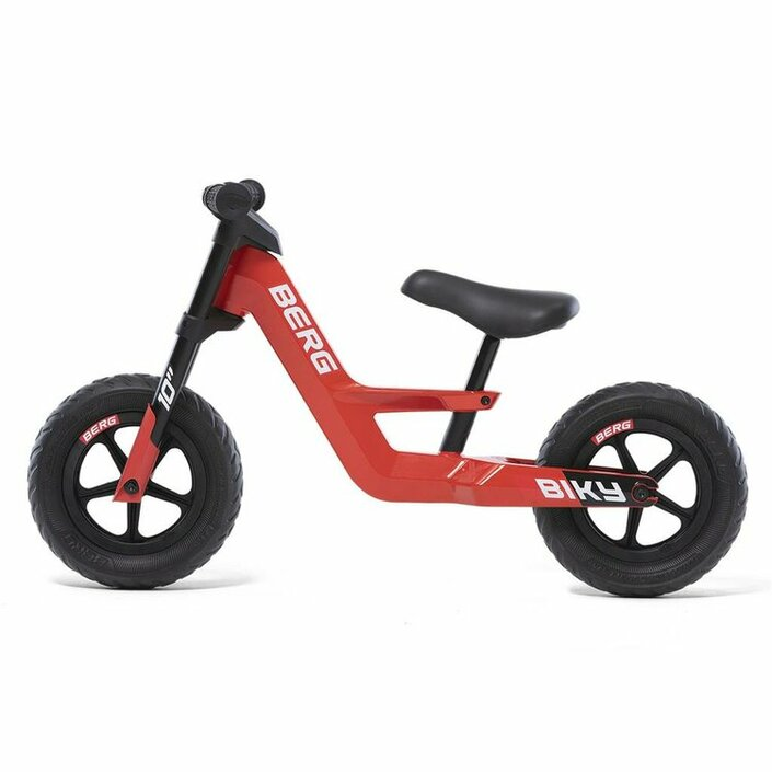 BERG Biky Mini Red loopfiets