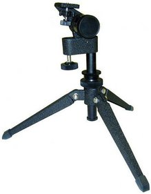 Helios Deluxe table tripod with micro-adjustment