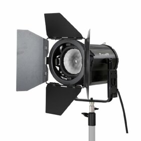 Falcon Eyes DLL-1600TW op 230V dimbare Bi-Color LED spot lamp