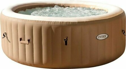 Intex PureSpa Bubbel Massage set - 220 - 240 Volt opblaasbare jacuzzi