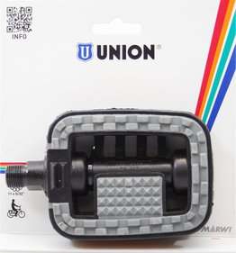 Union pedalen 807 anti-slip krt