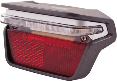 Spanninga BRASA XB Bike LED Rear Pannier Carrier Light