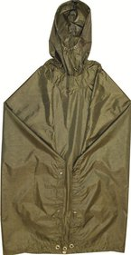 Highlander Adventure rain poncho