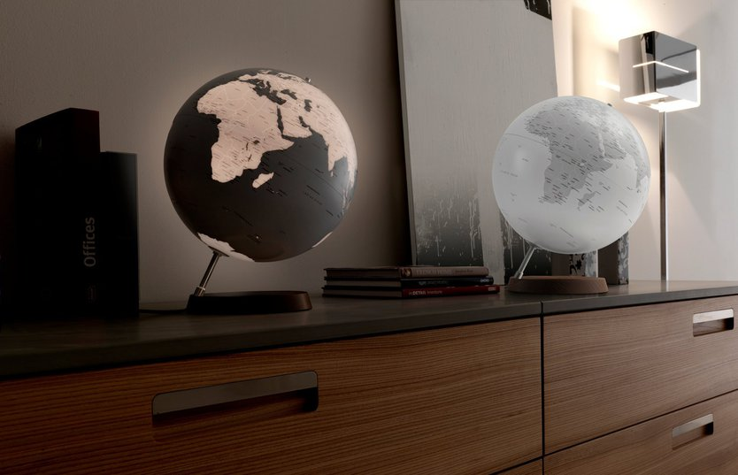 Atmosphere Full Circle Reflection designglobe