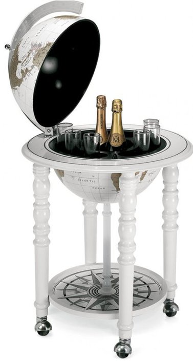 Want to buy Zoffoli Elegance Globe Bar? | globe-expert.co.uk | Frank