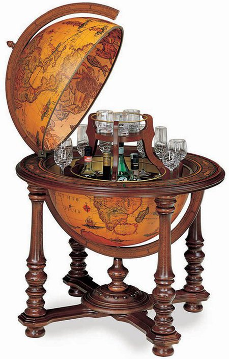 zoffoli eximius barglobe kopen frank. Black Bedroom Furniture Sets. Home Design Ideas