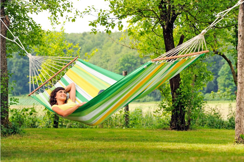 Amazonas Brasilia Hammock with spreader