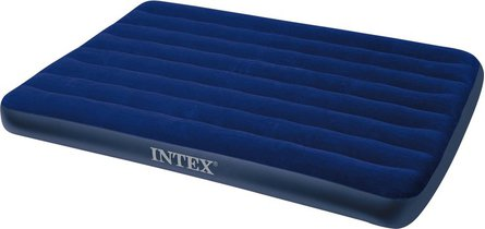 Intex Downy Airbed Queen Luftmadras