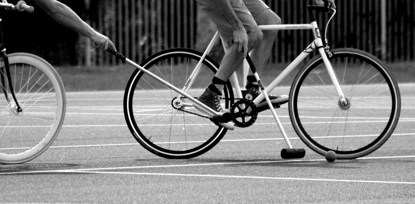 Fixed-gear bikes
