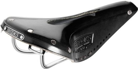 Brooks leather saddle B17 Narrow Imperial leather saddle