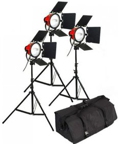 StudioKing Daglicht Video Set TLR800-3