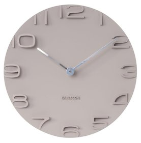 Karlsson On The Edge Wanduhr