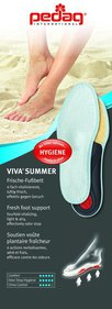 Pedag Viva Summer insoles