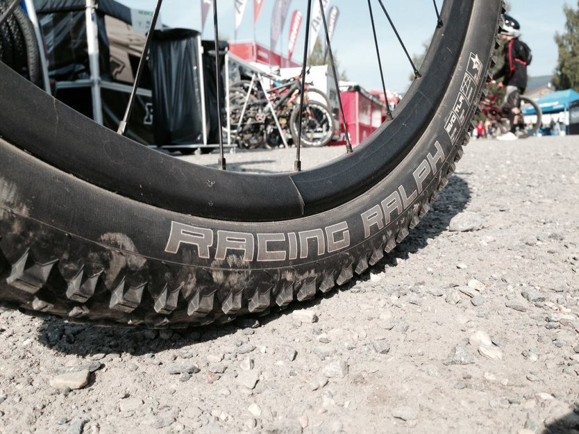 Schwalbe Racing Ralph Evolution Vouw