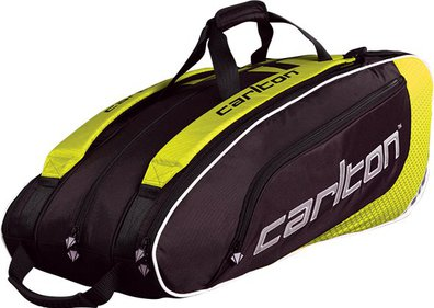 Carlton Pro Player 3-compartments badmintonracket bag