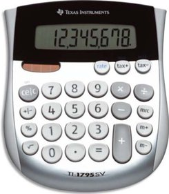 Texas Instruments TI-1795 SV rekenmachine