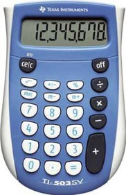 Texas Instruments TI-503 SV calculator