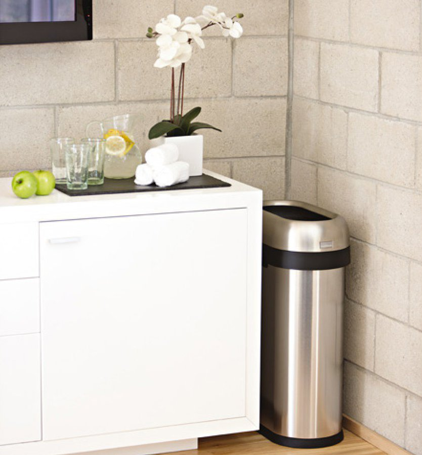 Simplehuman Open Top Can 50 liters