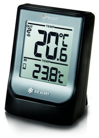 Oregon Scientific EMR211 Weather@Home Bluetoothfägiges Innen-/Außenthermometer