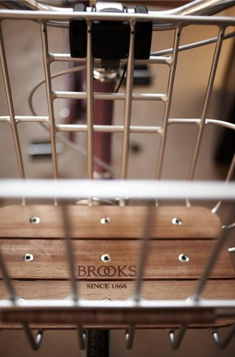 Brooks Hoxton fietsmand