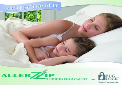 Protect a Bed AllerZip mattress protector