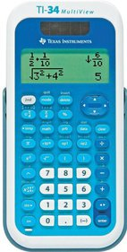 Texas Instruments TI-34 Multiview