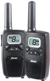 Alecto FR-12 Black walkie-talkie