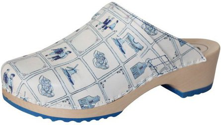 Bighorn 6006 Delft Blue work clogs