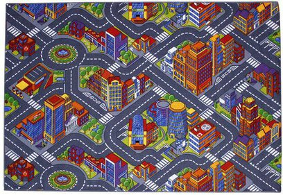 Benton Big City play mat
