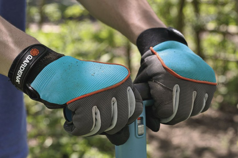 Gardena work gloves
