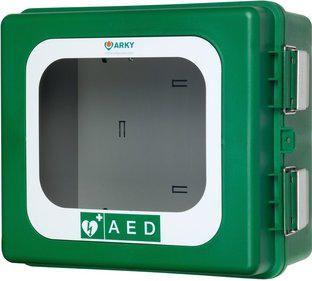 Arky AED-buitenkast
