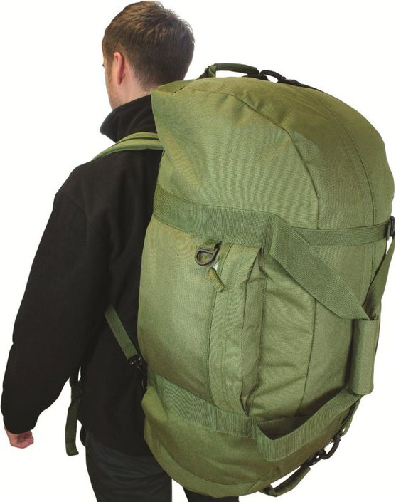 Highlander Loader 100 weekendtas-backpack