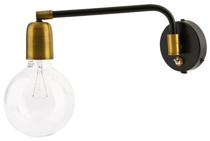 House Doctor Molecular Single wandlamp
