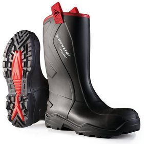 Dunlop Purofort Plus Rugged S5 Arbeitsstiefel
