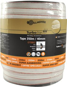 Gallagher TurboStar Super 40mm stuha