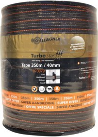 Gallagher TurboStar Super 40mm lint