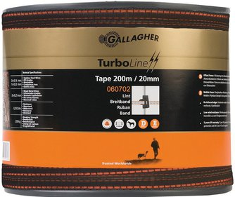 Gallagher TurboLine 20mm lint