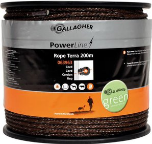 Gallagher Powerline koord