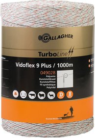 Gallagher Vidoflex 9 TurboLine Plus elektrický plot